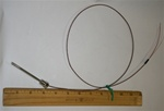 "11072 THERMOCOUPLE TYPE-J  TIP=3""  LEAD=2'"