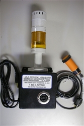 SA-1000 MATERIAL LEVEL ALARM BOX