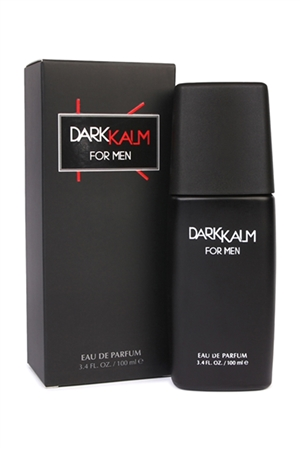 S9-17-4-0111Q DARK KALM 3.4 SP FRAGRANCE FOR MEN/3PCS