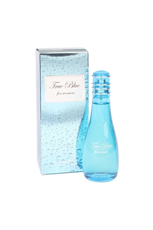 S9-16-3-0198Q - TRUE BLUE PERFUME FOR WOMEN /3PCS