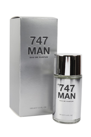 S9-17-3-0272Q-3.4OZ / 100ML 747 MAN FOR MEN/3PCS