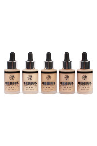 197-5-3-A141757PPK GENIUS FOUNDATION (3 EACH OF BUFF,EARLY TAN, FRESH BEIGE, NATURAL BEIGE, SAND BEIGE)/15PCS