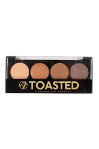 S4-6-2-A399698PPK TOASTED EYESHADOW PALLETTE/18PCS