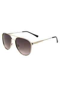 S1-7-2-AV-1545 - AVIATOR SUNGLASSES /12PCS