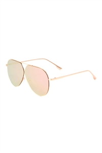 S17-3-5-AV-1689 - AVIATOR SUNGLASSES /12PCS