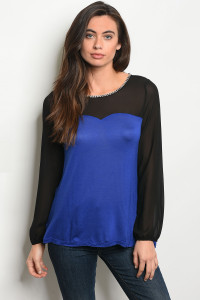 S20-3-2-T98733 ROYAL BLACK TOP 2-3-2