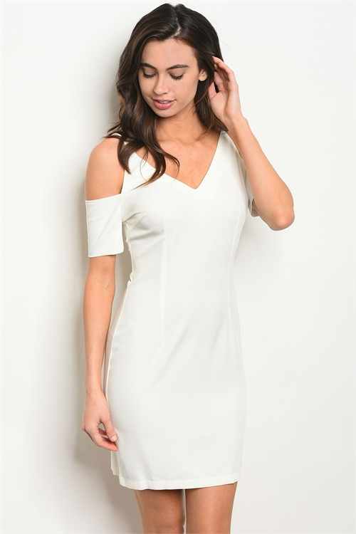 130-2-5-D30900 OFF WHITE DRESS 1-2-1