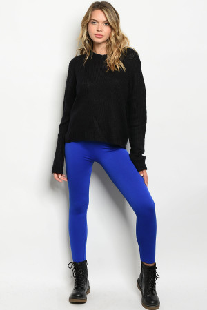 S10-11-2-L1524 ROYAL LEGGINGS / 6PCS
