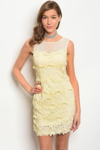 S10-11-1-D9893 VANILLA CROCHET DRESS 2-2-2