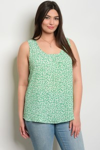 S10-18-4-TZB7693X JADE WHITE PLUS SIZE TOP 2-2-2