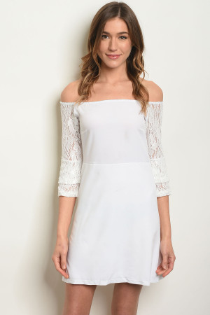 S13-7-1-D1189 OFF WHITE DRESS 2-2-2