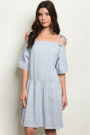 S16-2-3-D60329 LIGHT BLUE DRESS 2-2-2