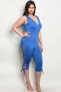 S7-3-1-J7931 ROYAL PLUS SIZE JUMPSUIT 2-2-2