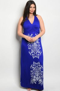 C49-A-1-D2485X ROYAL PLUS SIZE DRESS 3-3