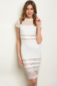 S9-2-3-D2157 OFF WHITE DRESS 2-2-2