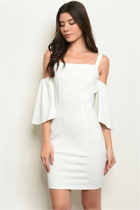 136-3-2-D2149 OFF WHITE DRESS 1-3
