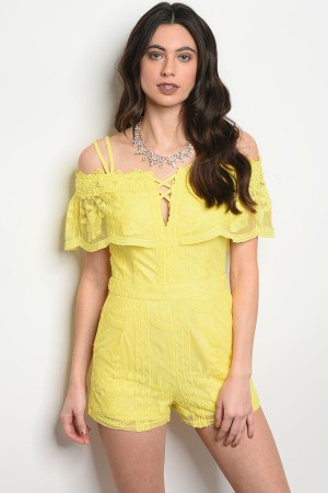 S2-7-1-R05165 YELLOW ROMPER 2-2-2