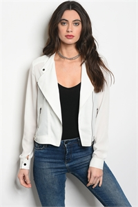 S2-7-4-J1812 OFF WHITE JACKET 2-2-2
