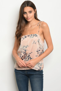 S12-1-5-NA-T0445 BLUSH FLORAL TOP 3-2-1