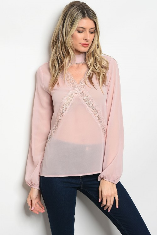 S19-4-1-T18593 BLUSH TOP 2-2-2