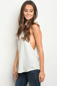 S11-20-5-TA0502 LIGHT GRAY TOP 2-2-2