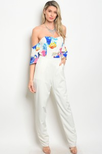 S4-2-3-J30182 WHITE ROYAL JUMPSUIT 2-2-2