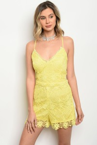 S4-2-5-R05908 YELLOW ROMPER 2-2-2
