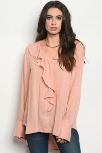 S16-10-5-T9442 BLUSH TOP 2-2-2