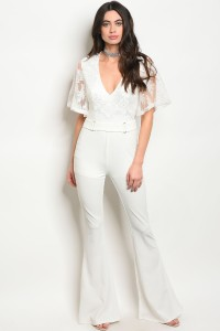 S4-3-4-J99090 OFF WHITE JUMPSUIT 2-2-2