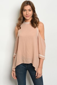 134-2-1-T3270 TAUPE TOP 2-2-2-1