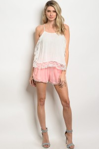 131-3-2-S1505 PINK SHORT 1-2-2