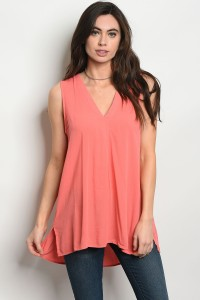 S5-3-3-T4185 CORAL TOP 2-2-2