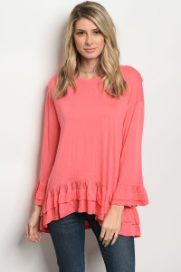 115-1-3-T3545 CORAL TOP 2-2-2