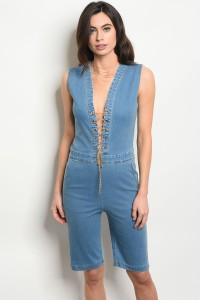 128-3-4-J1602 BLUE DNIM JUMPSUIT 2-2-3