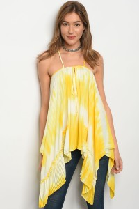 C12-A-1-T1263 IVORY YELLOW TOP 1-1-1
