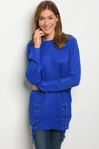 S13-3-2-S1711 ROYAL LIGHT SPRING KNIT SWEATER 3-3