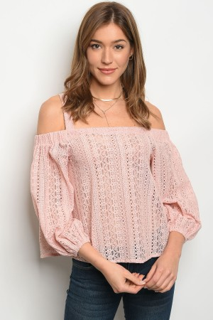 S16-2-1-T1018 PINK TOP 2-2-2