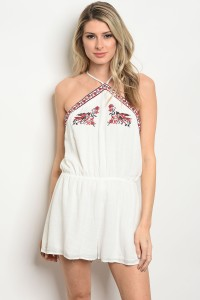 S5-3-1-NA-R70808 OFF WHITE ROMPER 2-2-2