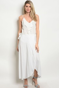 S12-12-2-S9234 OFF WHITE SKIRT 3-2-1