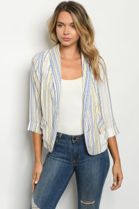 SA3-6-5-JA59163 IVORY INDIGO YELLOW JACKET 2-2-2