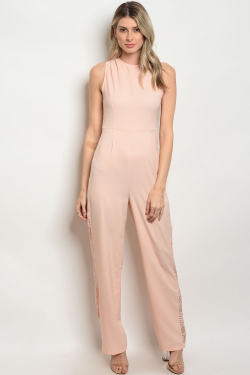 S23-5-3-J71 PEACH JUMPSUIT 2-2-2