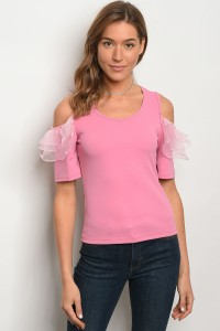 C97-B-3-T3338 PINK TOP 2-2-2
