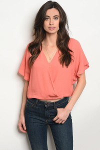 128-3-1-T12064 CORAL TOP 2-2-1