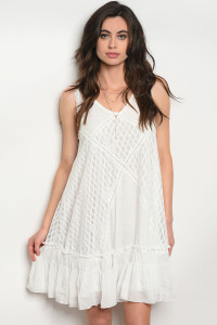 117-3-5-D40561 OFF WHITE DRESS 1-1-1