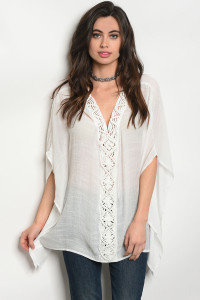 117-3-5-T10573 OFF WHITE TOP 4-3