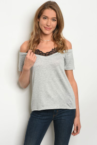 C74-B-1-T3137AP GREY TOP 1-2-2