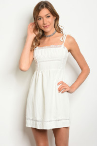 113-2-2-D1074 OFF WHITE DRESS 3-2-1