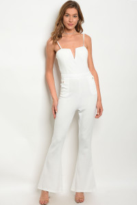 241-1-5-R09522 WHITE JUMPSUIT 2-2-2