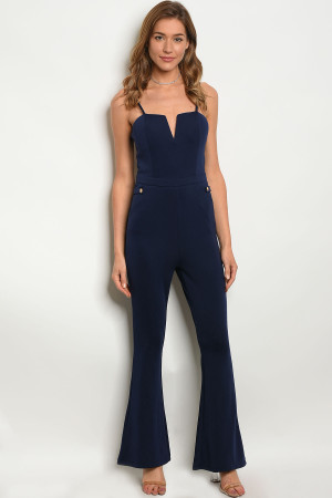 241-3-5-R09522 NAVY JUMPSUIT 2-2-2