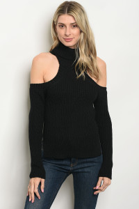 S16-9-1-S1007 BLACK SWEATER 3-3
